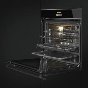 Combina frigorifica Indesit LR9 S1QFW